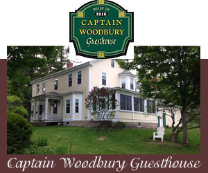 captainwoodburyguesthouse Inn