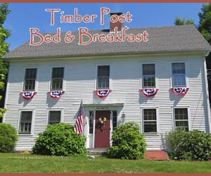 Timber Post Bed Breakfast Inn
